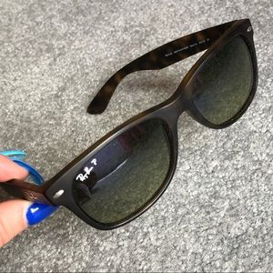 Ray Ban Justin Classic polarized sunglasses